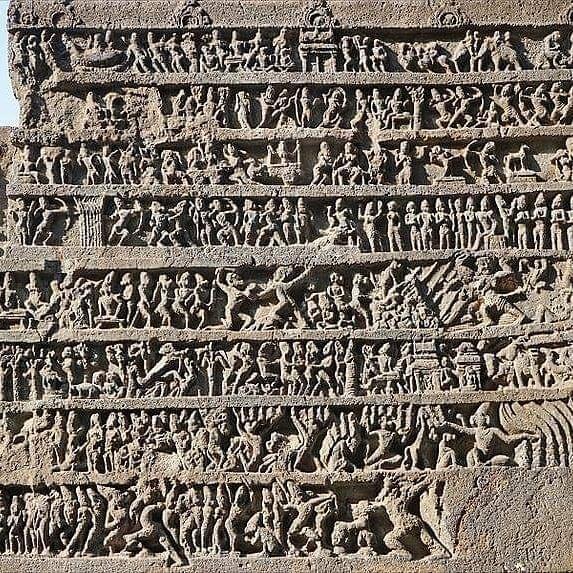 RAMAYANA AROUND THE WORLD  1: Ayung River, Indonesia 2: Angkor Wat, Cambodia 3: ...