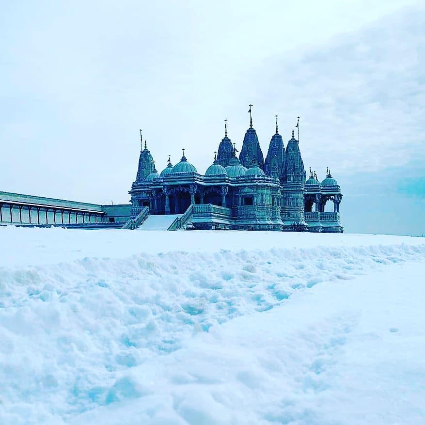 BAPS Swaminarayan Temple Toronto!   #lost #temple #temples #losttemple #losttemp...