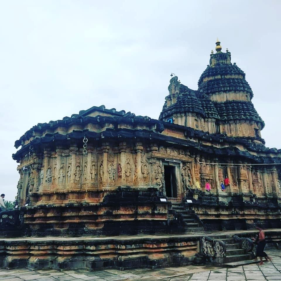 Sringeri Temple.  Shringeri, Karnataka  #sringeri #mangalore #karnataka #india #...