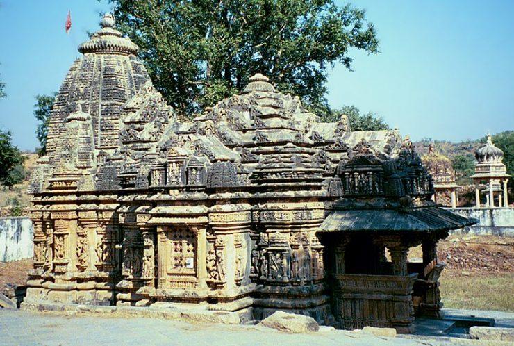 amkika mata temple jagat udaipur