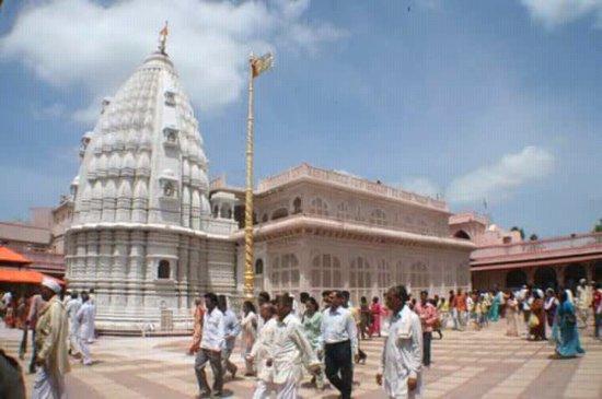 gajanan maharaj temple shegaon
