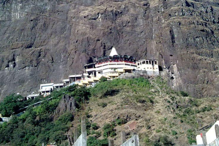 saptashrungi devi temple nashik