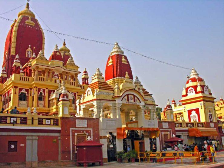 Kalkaji-Mandir-Kalka-Devi-temple-Delhi