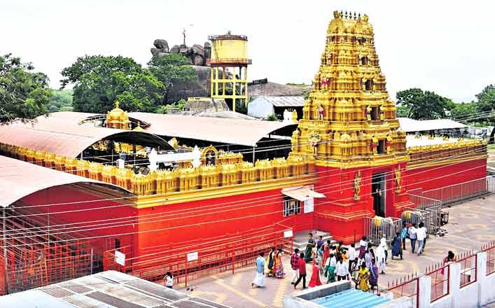 Kondagattu Sri Anjaneya Swamy Temple